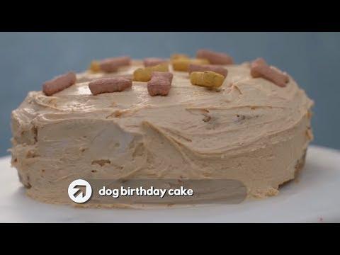 Dog Birthday Cake   Naturally, Danny Seo
