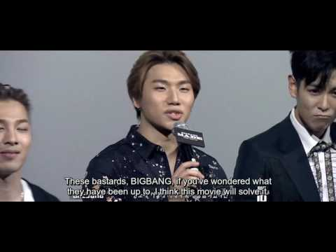 [ENG HARD SUBS] BIGBANG MADE Movie Extra - Screening Full