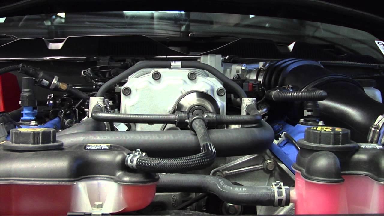 Supercharger Sound