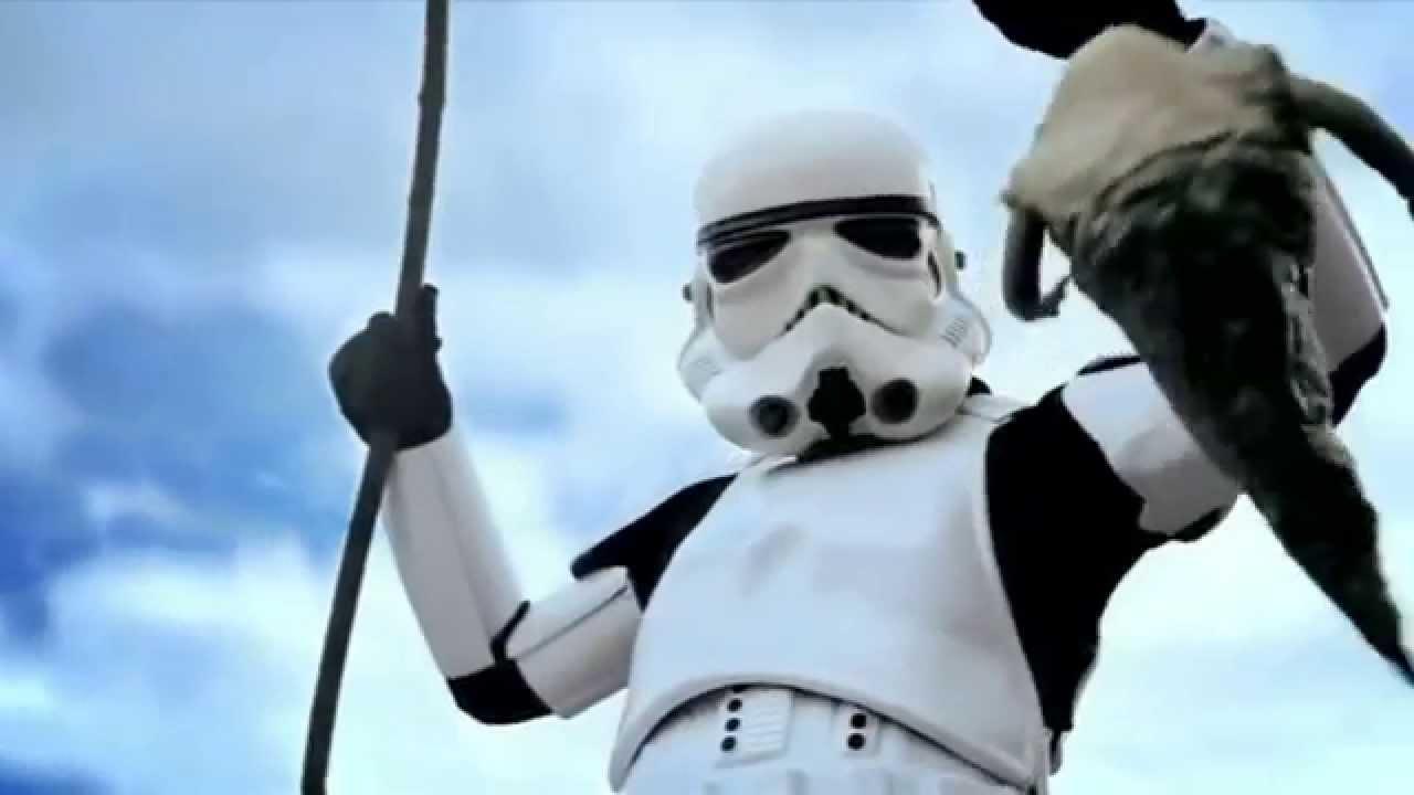 Que fait un Stormtrooper le 4 mai ?