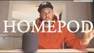 APPLE HOMEPOD - Setup und Review (Deutsch) - Vlog