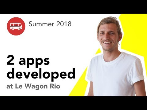 Repeat Coding Bootcamp London | Le Wagon Demo Day - Batch