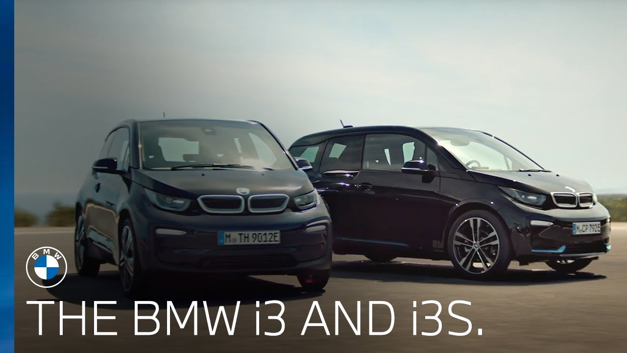 the bmw i3 and i3s be connected youtube. Black Bedroom Furniture Sets. Home Design Ideas