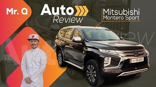 2020 Mitsubishi Montero Sport Tour and Review of EVERY option