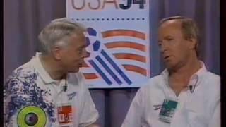 Павел Садырин : интервью на ЧМ по футболу, 1994 г., США