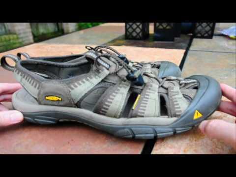 d12160fe211f Keen Newport H2 sandal review part 2  cons - YouTube