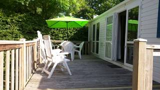 Duinrell, Wassenaar, Holland (Eurocamp) Vista 2 bed, 2 bath holiday home 2017