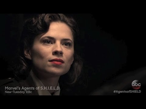 Marvel's Agents of SHIELD  Agent Carter Questions Whitehall
