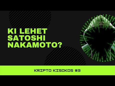 Ki Lehet A Bitcoin Atyja?   Kripto Kisokos #3