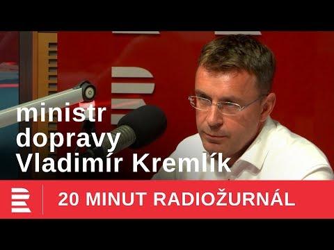 Vladimír Kremlík: Stavba dálnic? Proces územního a stavebního řízení chceme zkrátit na jeden rok