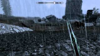 Skyrim: Playing with Liono, King of the Thundercats