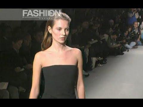 CALVIN KLEIN Spring Summer 1997 New York - Fashion Channel