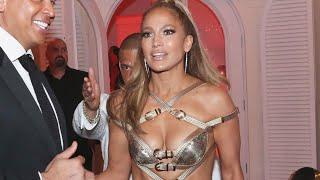 Inside Jennifer Lopez's STAR-STUDDED 50th Birthday Party