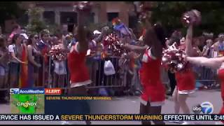Chicago Spirit Brigade @ Chicago Pride Parade 2019