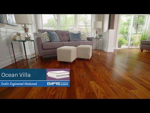 Exotic Engineered Hardwood Flooring | Ocean Villa from Empire Today