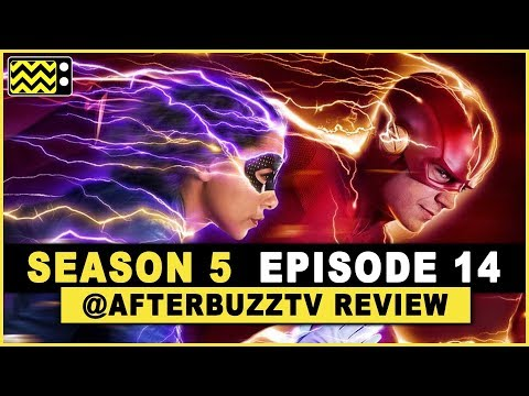 The Flash Season 5 Episode 14 Review & After Show