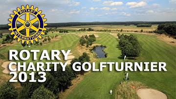 Charity Golfturnier 2013 - Rotary Club Regburg-Loccum am Kloster