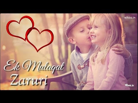 Ek Mulaqat | Romantic Song | Whatsapp Status | Ek Mulakat Ho Whatsapp Status Video |