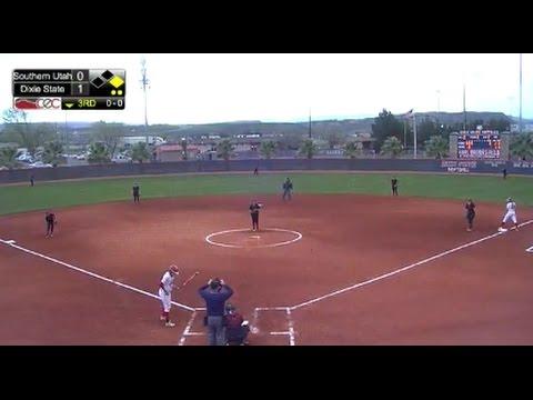 DSU Softball vs Southern Utah University
