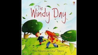 The Windy Day by Anna Milbourne