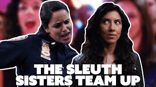 Top 5 Sleuth Sister Moments: Rosa and Amy   Brooklyn Nine-Nine   Comedy Bites