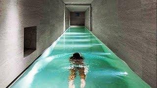 दुनिया के सबसे अजीब और खतरनाक स्विमिंग-पूल