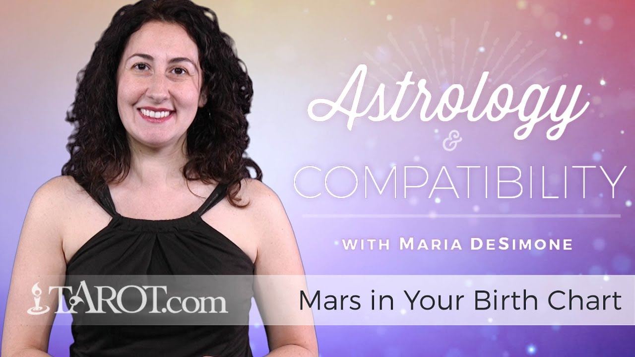 Mars and Sexual Compatibility with Maria DeSimone