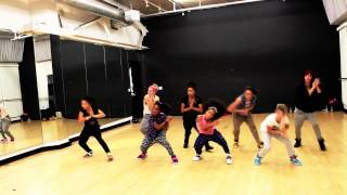 LIKE A PIMP- feat 8 Flavahz- Willdabeast choreography