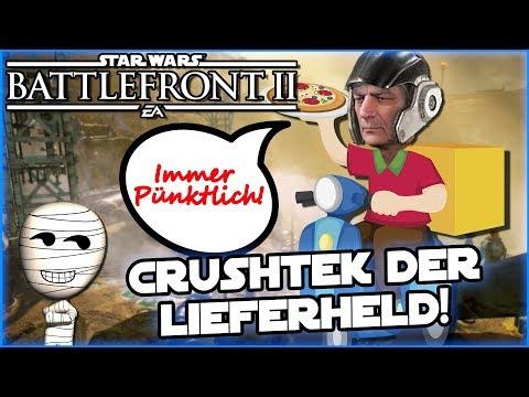 Lieferheld Chrustek! - Star Wars Battlefront II #160 - Lets Play Commentary HD deutsch Tombie