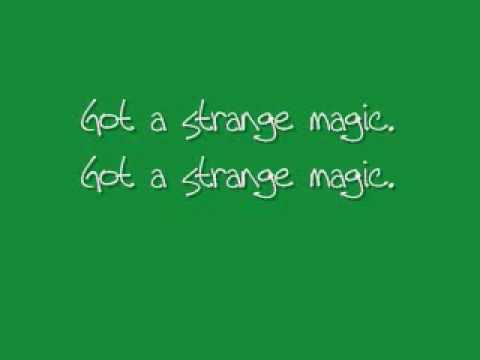 ELO(5/15) - Strange Magic w/lyrics