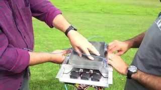 Team Rocketeers 2014 UAV Outback Challenge