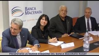 La nuova stagione del Banca Macerata Rugby