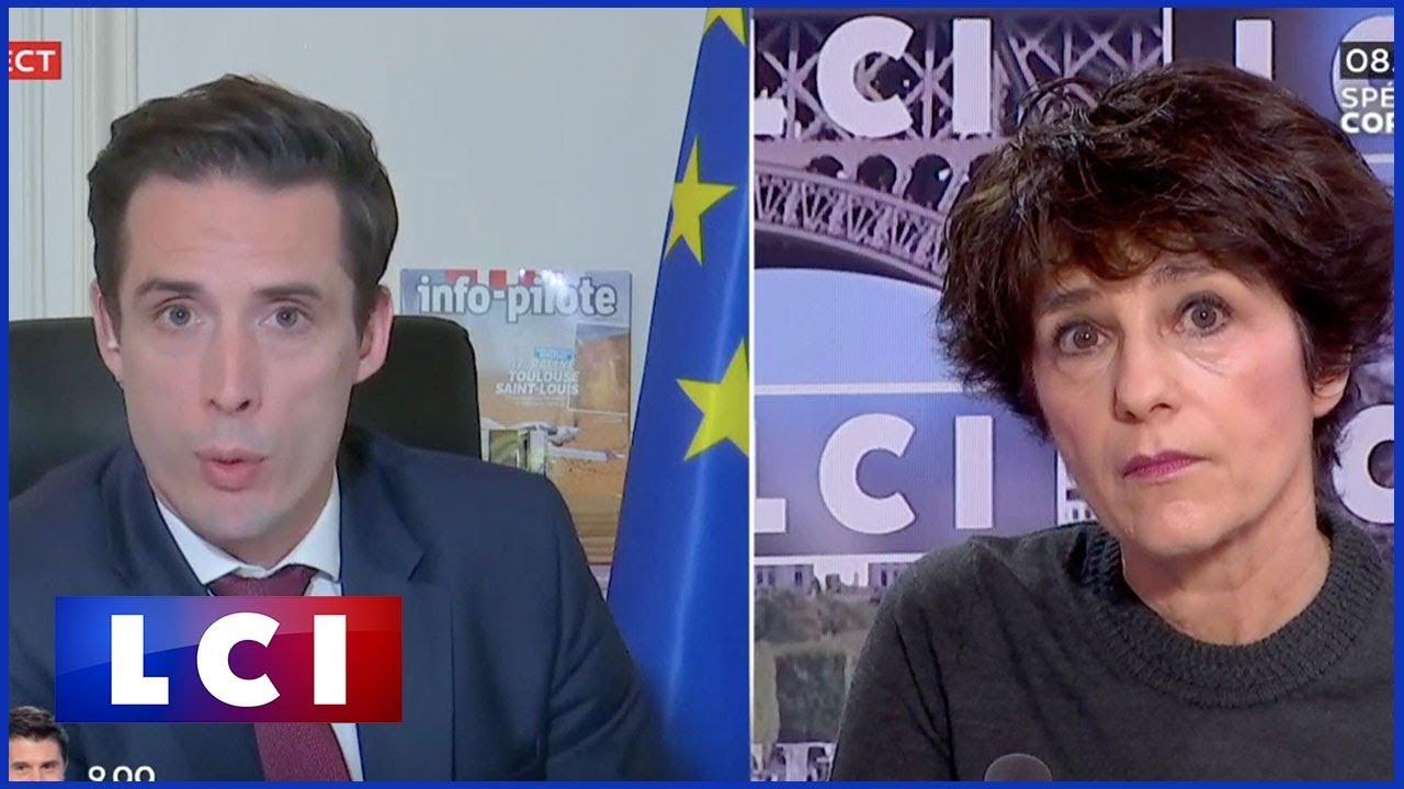 Jean-Baptiste Djebbari invité dElizabeth Martichoux mercredi 8 avril
