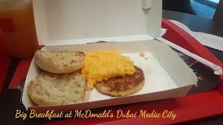 Im Lovin it! MacDonald Big Breakfast Foodie delight!