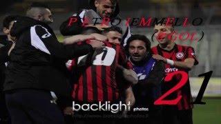 21° Gol del Foggia 2015-2016 RE PIETRO IEMMELLO