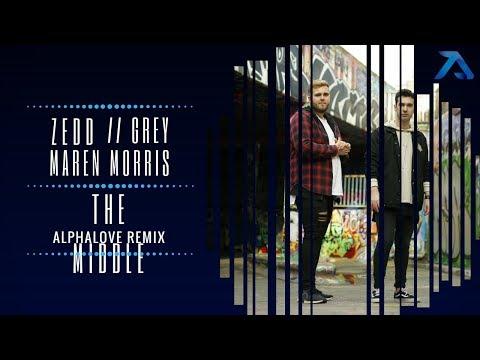 Zedd//Maren Morris//Grey - The Middle (Alphalove Remix)