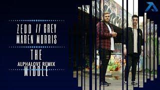Download Lagu Zedd//Maren Morris//Grey - The Middle (Alphalove Remix) Mp3