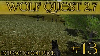 The Stranger Wolf Pack! || Wolf Quest 2.7 - Episode #13