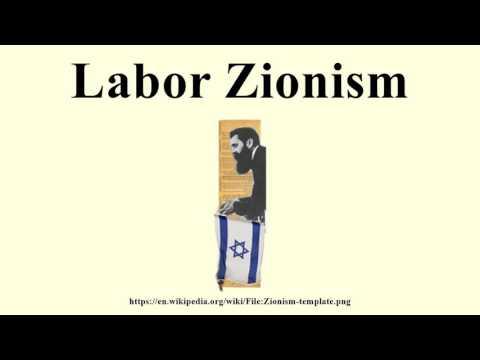 Labor Zionism
