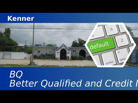 Credit Builder|Kenner Louisiana|Consumer Credit|Improve your credit score