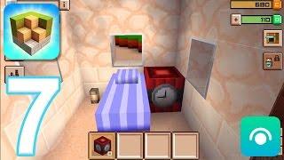 Block Craft 3D: City Building Simulator - Gameplay Walkthrough Part 7 - Level 7-8 [WatchTower] (iOS)