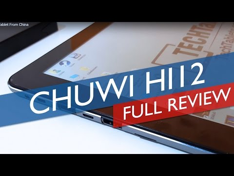 Chuwi Hi12 Review - First 3:2 Ratio Tablet From China