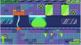 Slime Laboratory HD gameplay 2018 by Magicolo Y8 Games