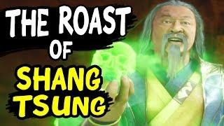 Mortal Kombat 11 - Who Roast Shang Tsung the Best / The Roast of Shang Tsung & Insults MK11