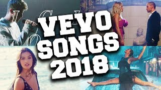 Top 50 VEVO Songs 2018