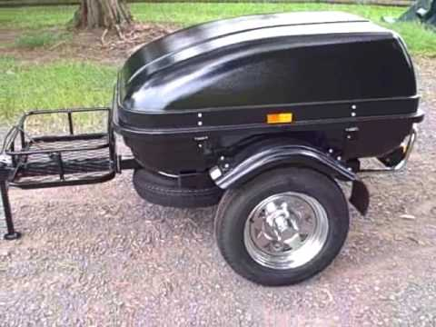 how to connect your trailer to your car