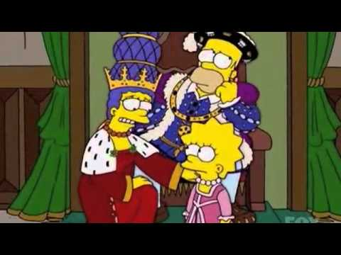 The Simpsons - Henry VIII