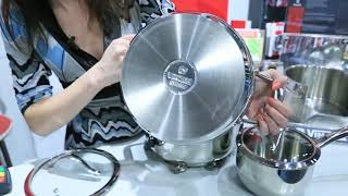 Набор посуды VINZER 89028 Chef обзор