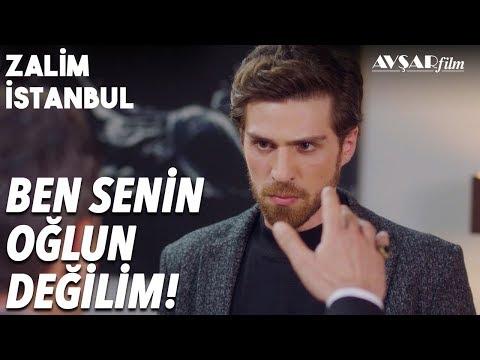 Ben Senin Oğlun Değilim🔥🔥 Nedim'den Agah'a Rest!💥 | Zalim İstanbul 21. Bölüm