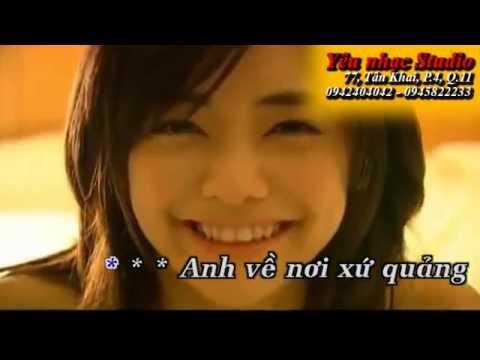 [karaoke] Tình Em Xứ Quảng - Đàm Vĩnh Hưng
